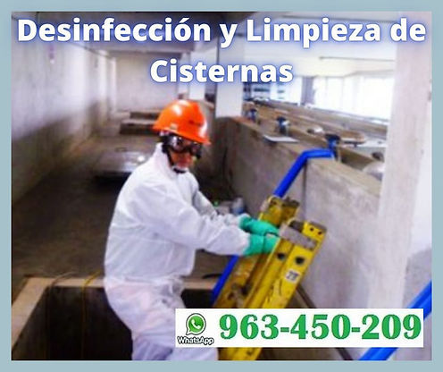 Limpieza de Tanques de Agua en Lima Metropolitana y Callao