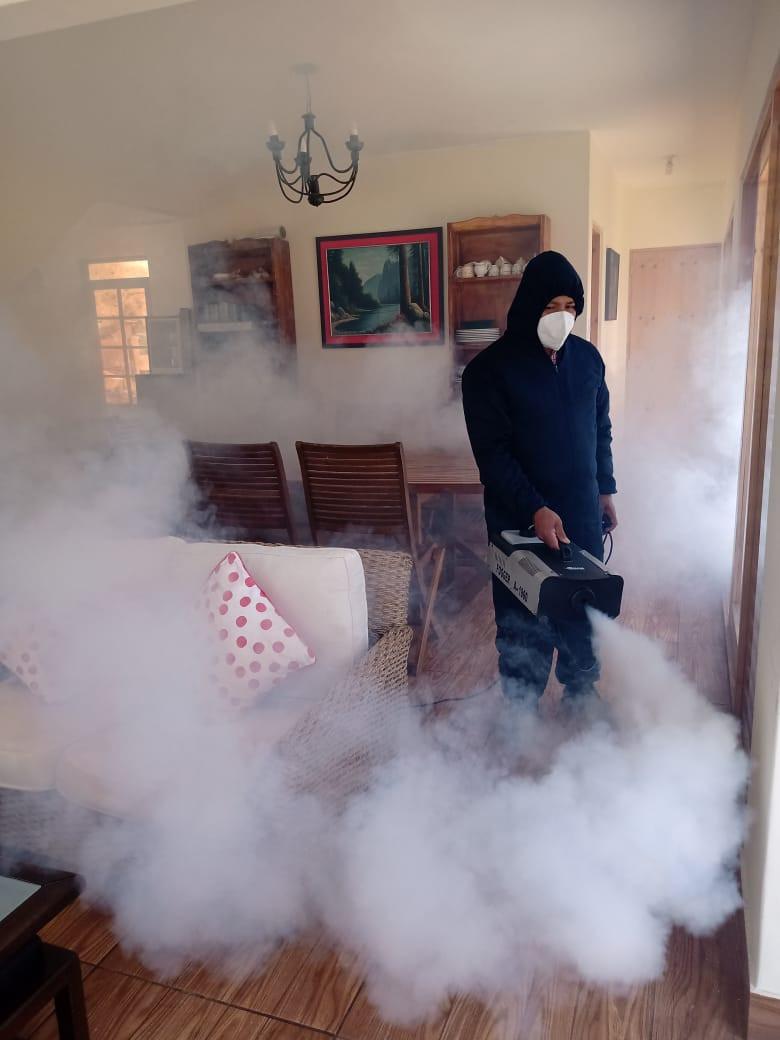 Cómo Desinfectar la Casa de Covid