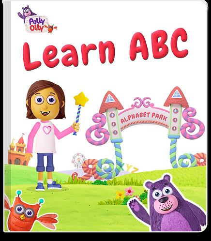 ABC Book by Polly Olly