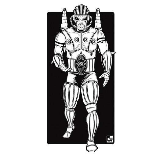 Sci-Fi Force Commander