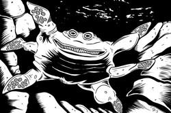 Aquatic Alien Creature