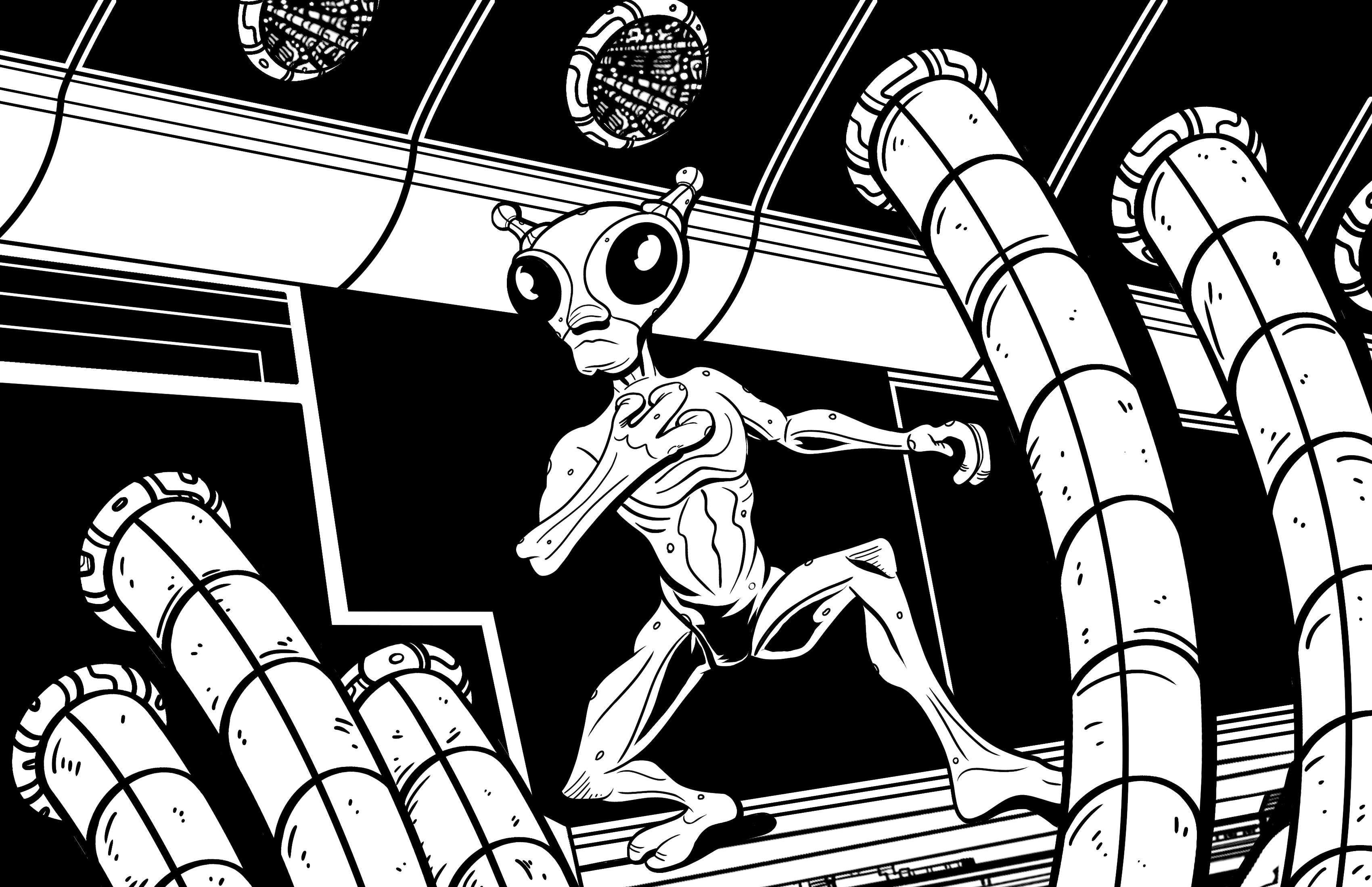 Space Gremlin