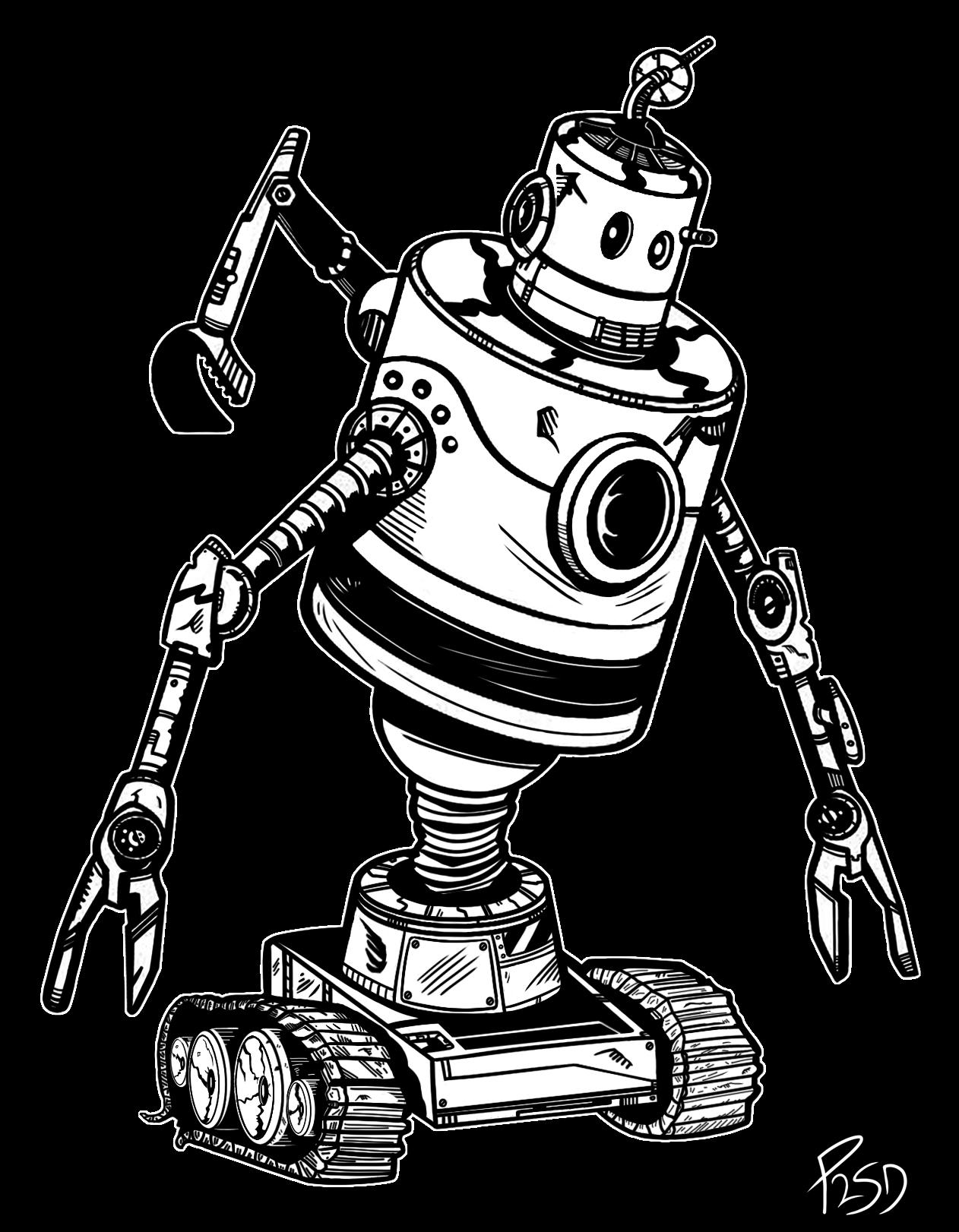 Junk Bot