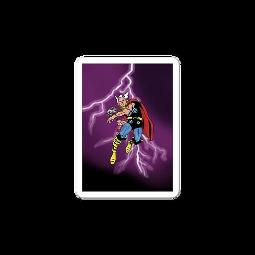 Derpy Thunder Sticker