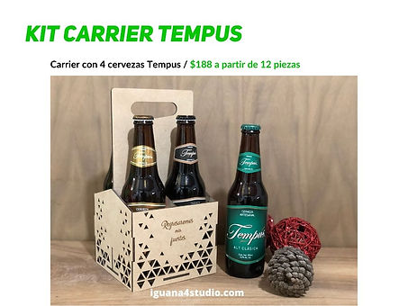 Kit Carrier Tempus