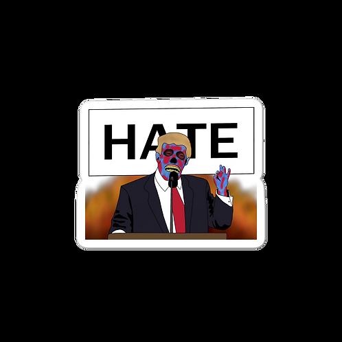 MAHA Sticker