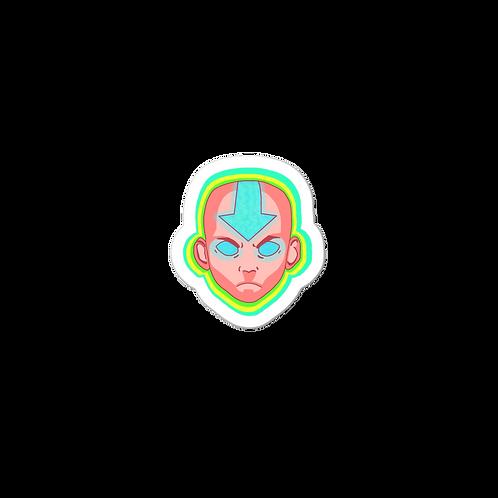 Aang-ry Sticker