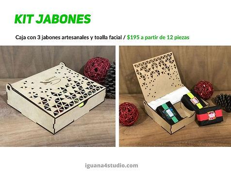 Kit Jabones