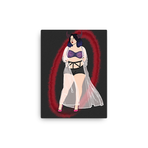Lilith Canvas