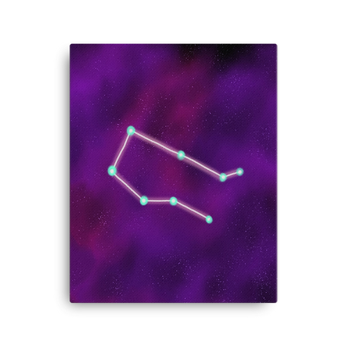 Gemini Constellation Canvas