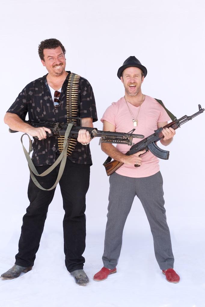 Scott Caan & Danny McBride