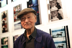 Jonas Mekas -Film director, artist