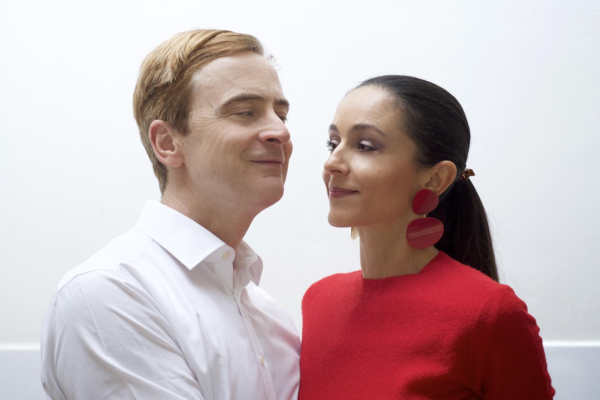 Luna De Casanova & Julian Soper