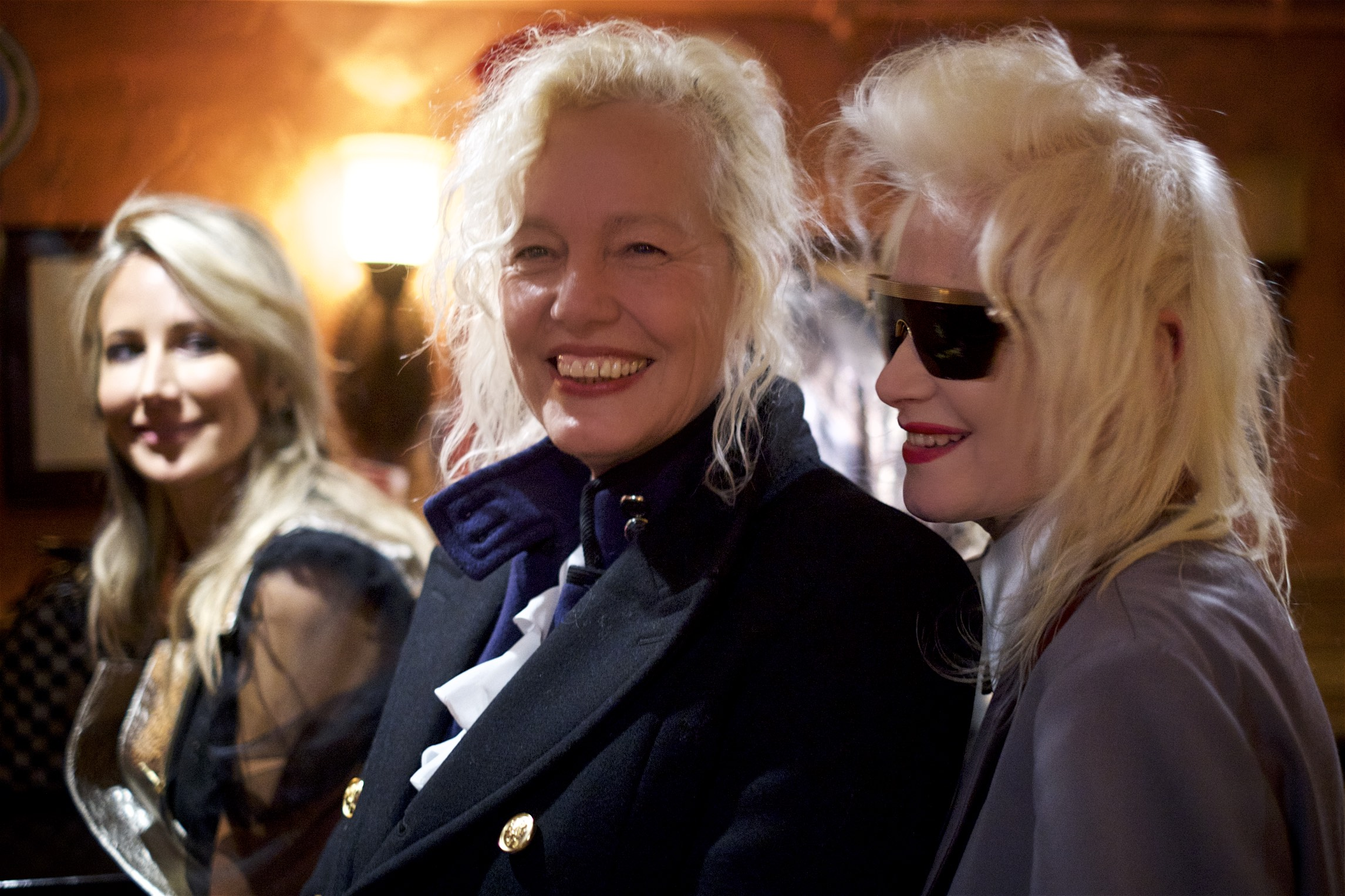 Ellen Von Unwerth & Pam Hogg