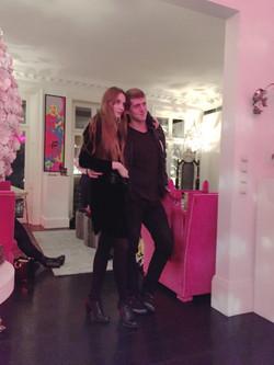 Jack Eliasch & Inesa De La Roche
