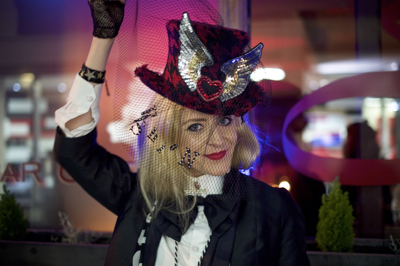 Victoria Grant - Hat maker