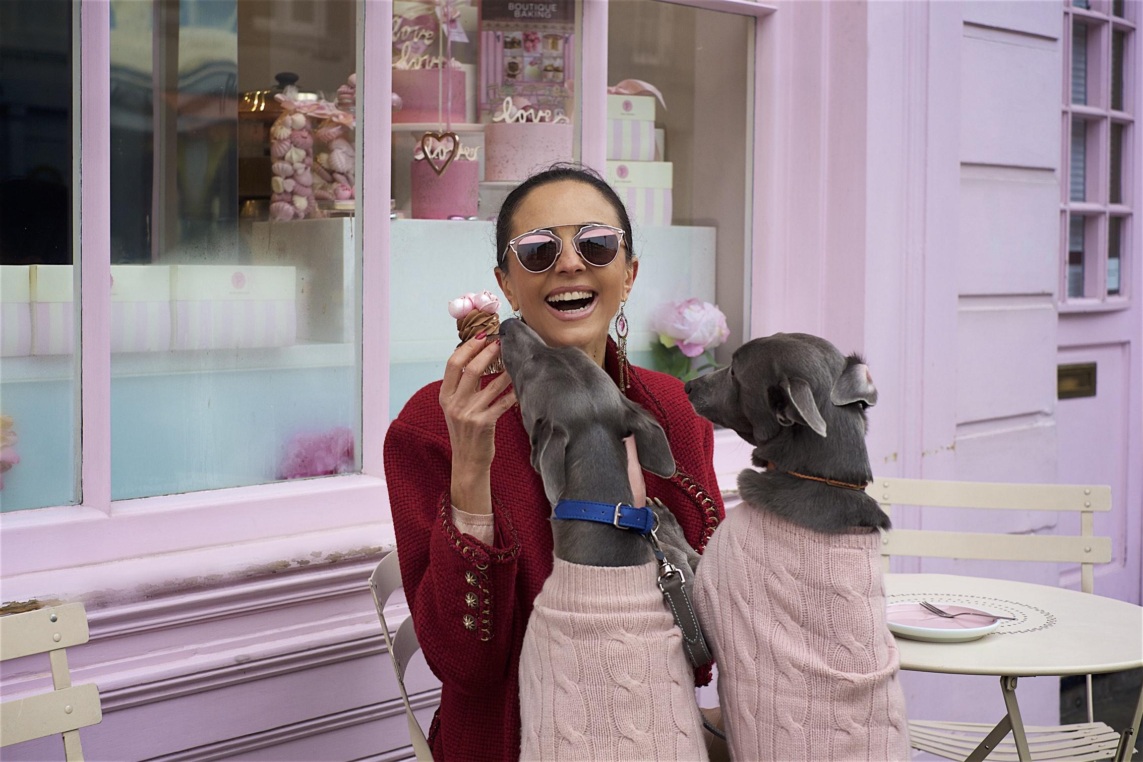 Luna De Casanova - Fashionista