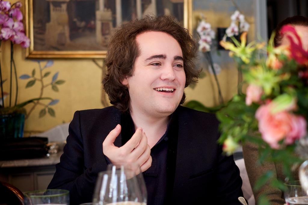 Charles Eliasch - Opera Singer