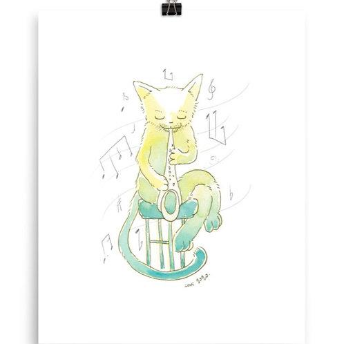 Cat Blues