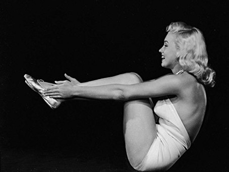 A Marilyn Monroe le encantaba el Pilates