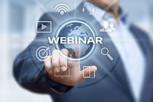 Webinar E-learning Training Business Int