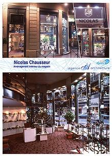 Toulouse - Nicolas Chausseur