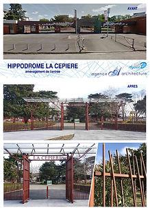 Hippodrome - cépière