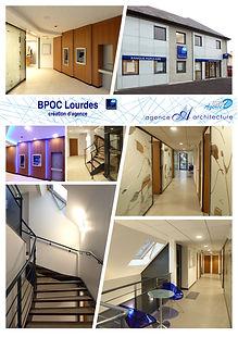 BPOC Lourdes - agence