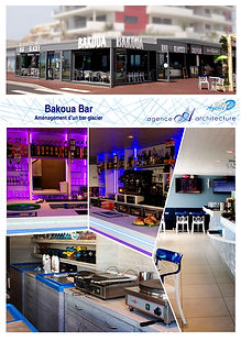 Narbonne - Bakoua bar