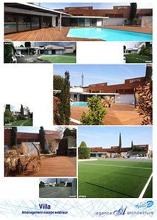 Tournefeuille - villa Carre