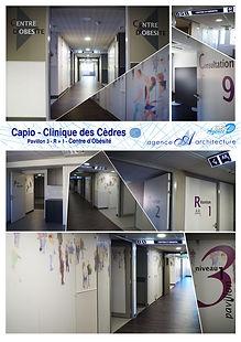 Clinique des Cedres - R+1