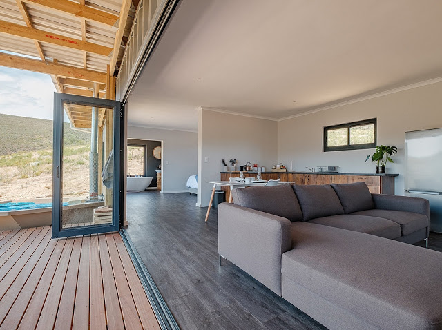 Two 40 ft Container Home South Africa 13