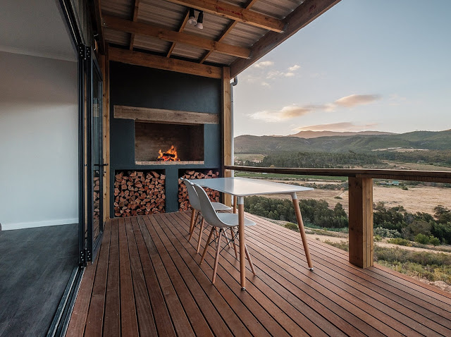 Two 40 ft Container Home South Africa 17