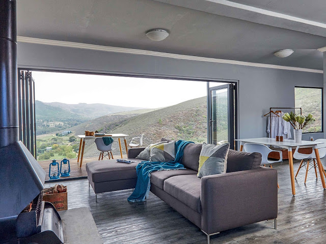 Two 40 ft Container Home South Africa 5