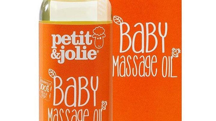 Petit et Jolie Massage olie