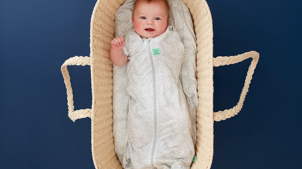 ErgoPouch Cocoon Bamboo Rainforest Leaves 0,2 TOG