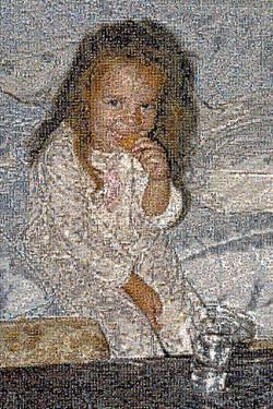 Cookie Mosaic