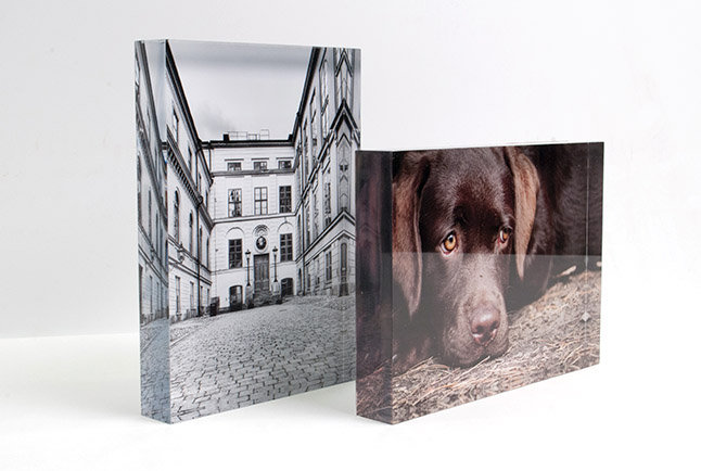 Acrylic Photoblocks