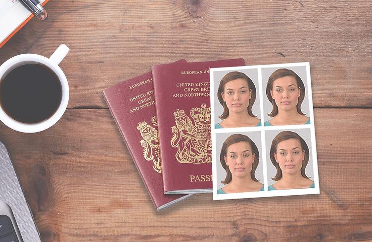 Passport Visa Photographs