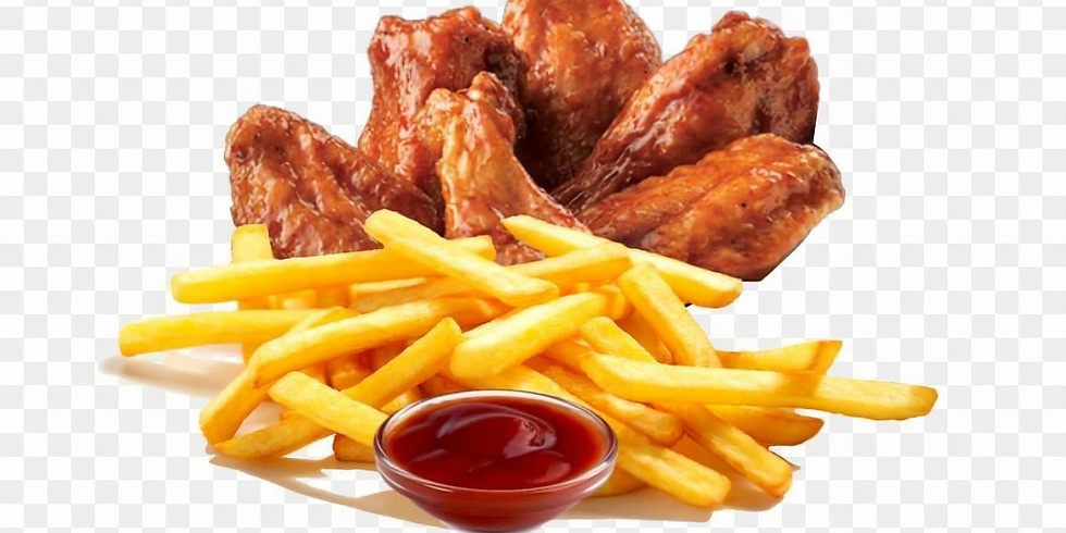 Wing Night message call or text order 289-526-1045