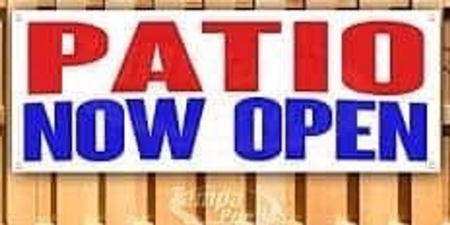 We are OPEN June 15 5-9