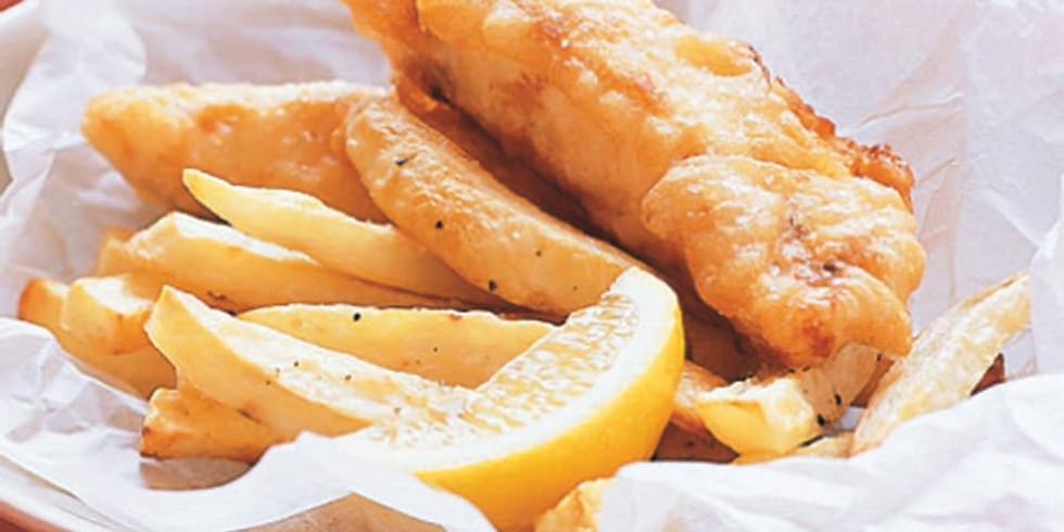 Pre-Order & Walk-In Fish Fry