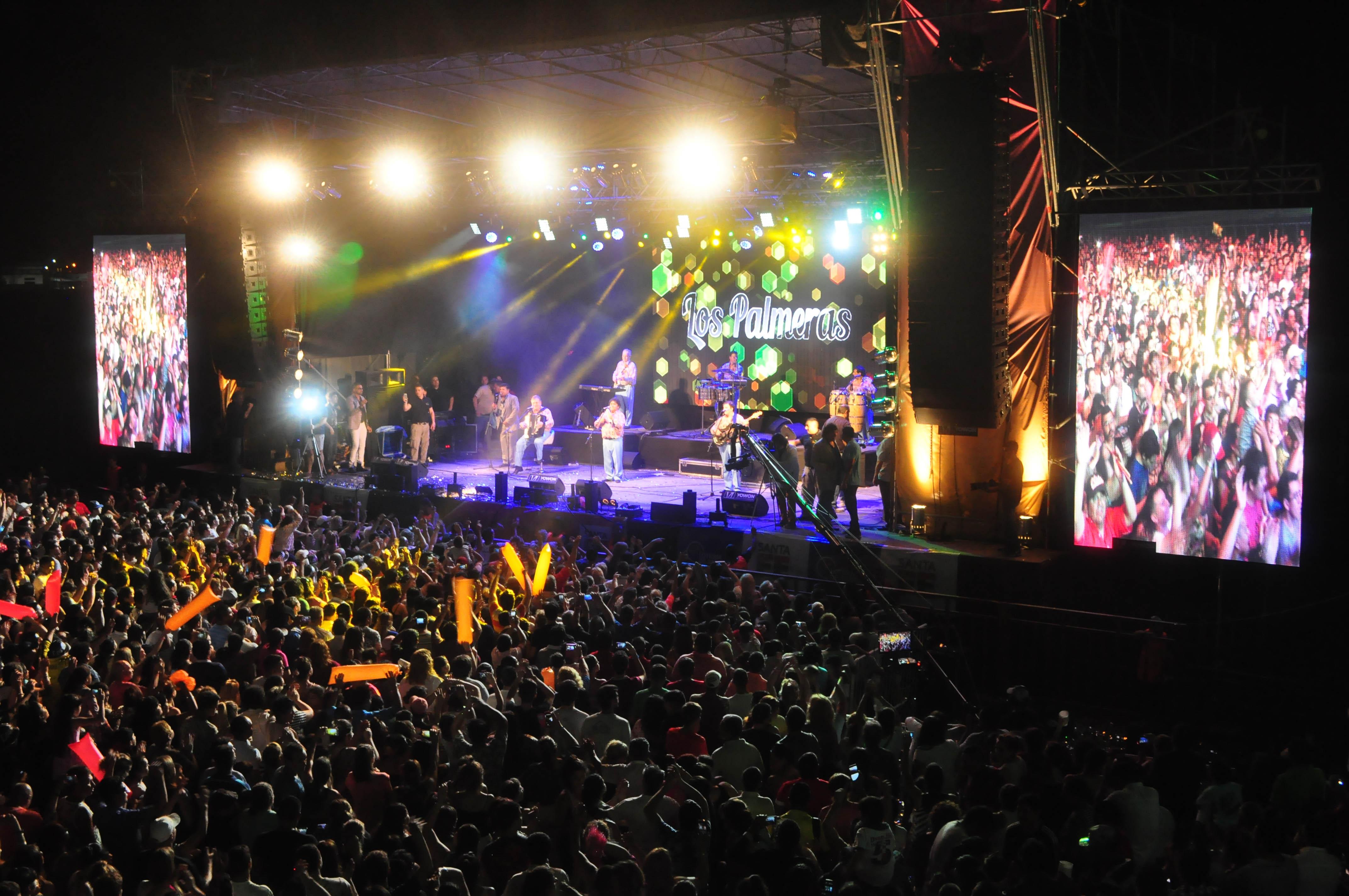 1° Festival de Cumbia Santafesina