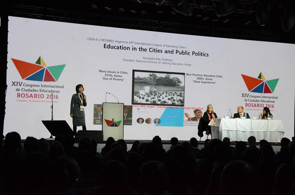 Congreso Internacional de Ciudades E