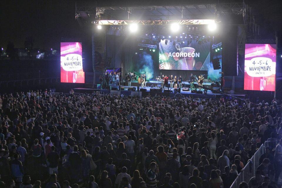 2° Festival de la Cumbia