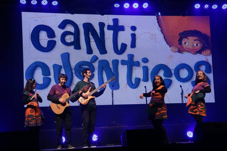 Show Canticuénticos - Santa Fe