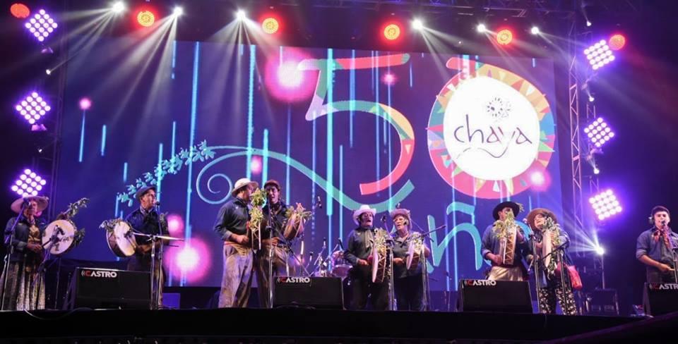 Festival La Chaya 2019 - La Rioja