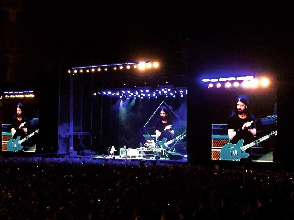 Estadio Velez - Foo Fighters 003