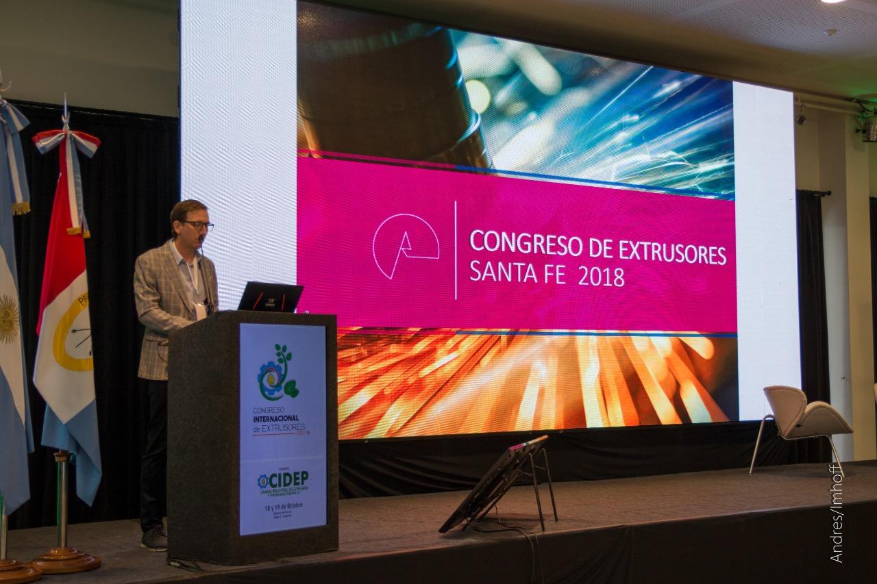 Congreso de Extrusores - Sta Fe 2018