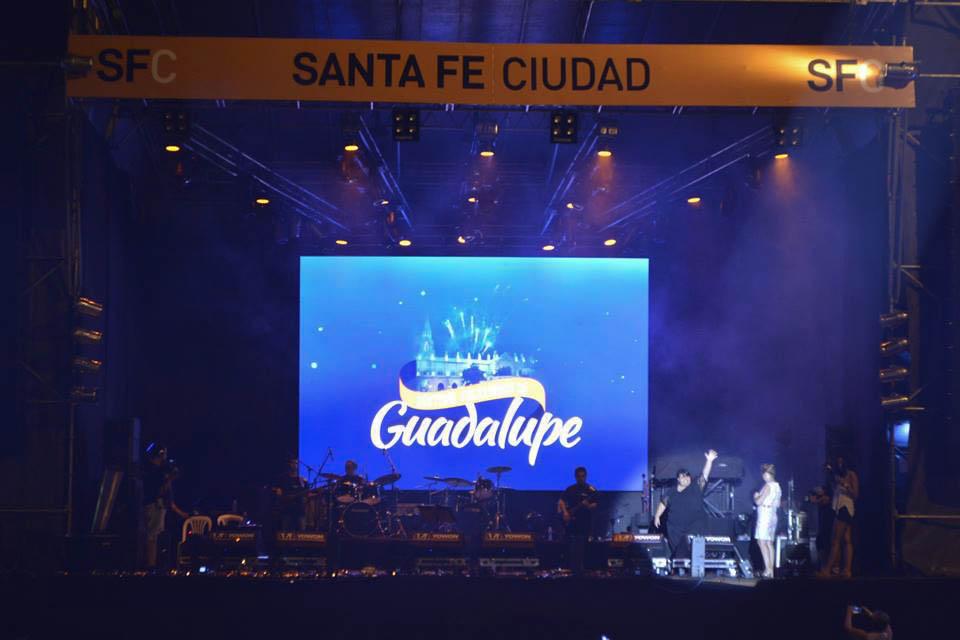 Festival Folclórico de Gadalupe